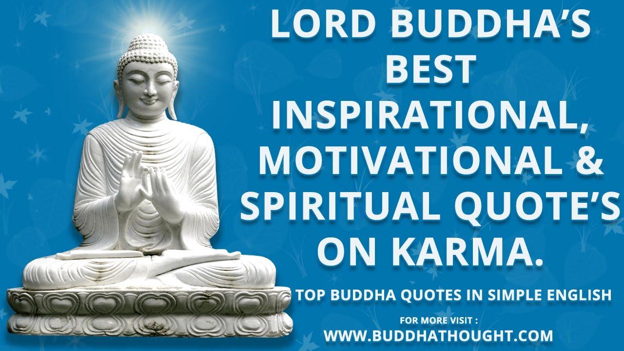 Gautam Buddha Quotes On Karma Buddha Quotes Buddha Buddhism Buddha Teachings Buddhism Fact Youtube