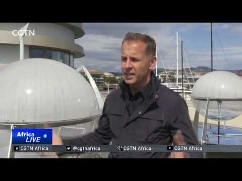 French company turns seawater into drinkable water