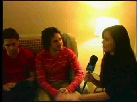 'Extra' Interviews Latino Sensation 'RBD'
