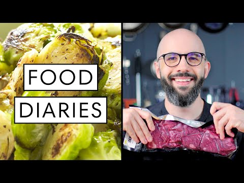 Everything Binging with Babish Eats in a Day | Food Diaries: Bite Size | Harper's BAZAAR