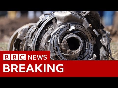 Ethiopian Airlines: &39;No survivors&39; on crashed Boeing 737 - BBC News