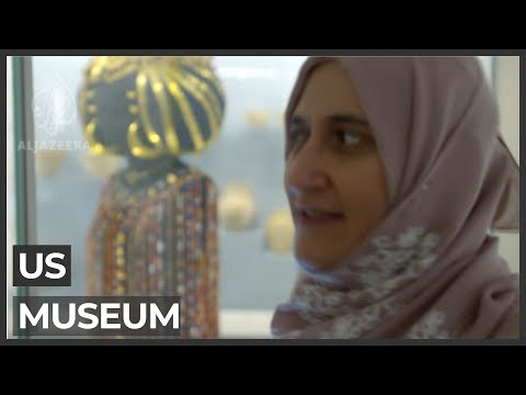 US museum launches