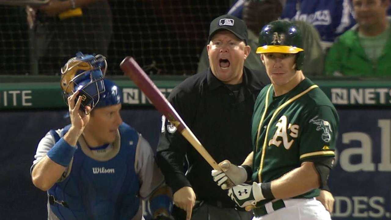 MLB | Umpire Savage Moments