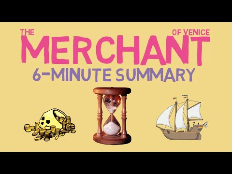 The Merchant of Venice: 6 Minute Summary