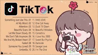 รายชื่อเพลงสากลปี 2021 | เพลงในแอพพลิเคชั่น tiktok | TikTok Song 2021