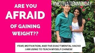 #MOTIVATIONMONDAY - learning Chinese, motivation hacks, and MORE