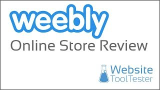 Find our complete weebly e-commerce review here: http://www.websitetooltester.com/en/reviews/weebly-review/online-store/ create a free online store he...