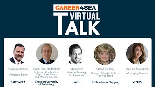 2021 CAREER4SEA Talk- How to grow and develop soft skills within shipping