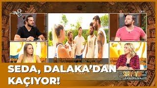 Seda'ya Sert Eleştiri! - Survivor Panorama 121. Bölüm