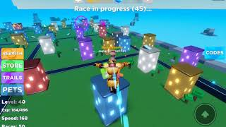 Roblox~road to level 125, part 1