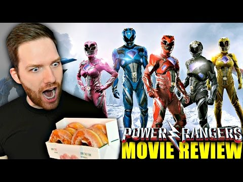 Thumbnail: Power Rangers - Movie Review