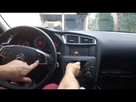 WITSON car Android 6.0.1 Citroen c4 part2