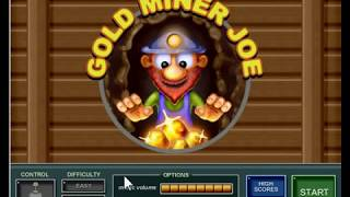 Gold Miner Joe [PC] Playthrough - Part 1 : Brown Mine