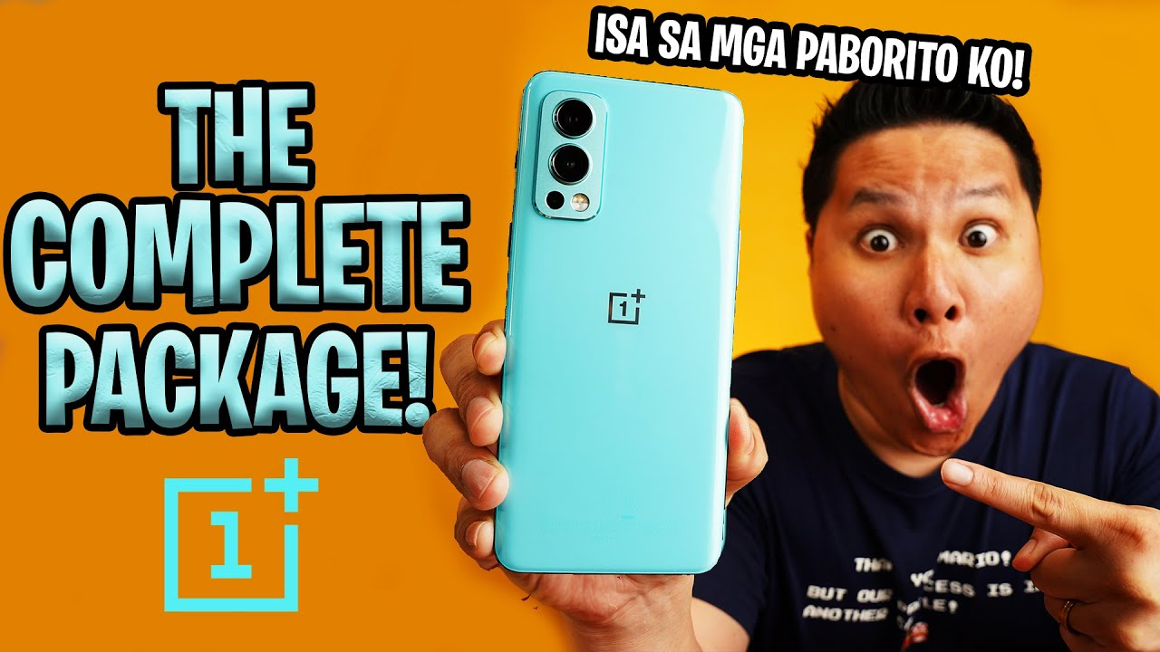 ONEPLUS NORD 2 - THE COMPLETE PACKAGE!