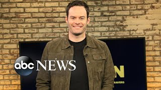 Bill Hader talks the making of