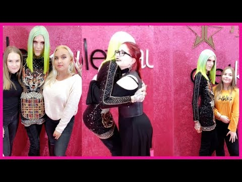 JEFFREE STAR AT THE HELSINKI FINLAND MAKEUP CONVENTION