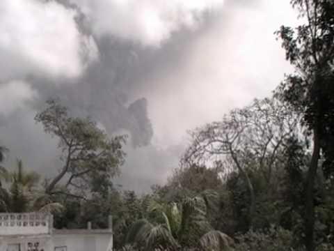 Montserrat Volcanic Eruption 2 11 10.mpg