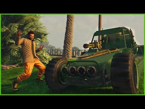 DUNE FAV REVIEW | IS IT WORTH BUYING? - GTA 5 Online Gunrunning DLC