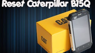 [Tutorial] RESET CATERPILLAR B15Q