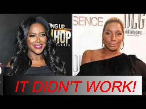 Real Housewives of  Atlanta Nene EXPOSES Kenya, plus Greg update!