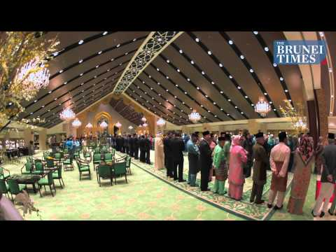 Islam--  Eid In Royal Brunei-..Magnificently Simple
