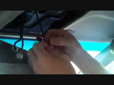 how to install car gps tracking unit into vehicle youtube. Black Bedroom Furniture Sets. Home Design Ideas