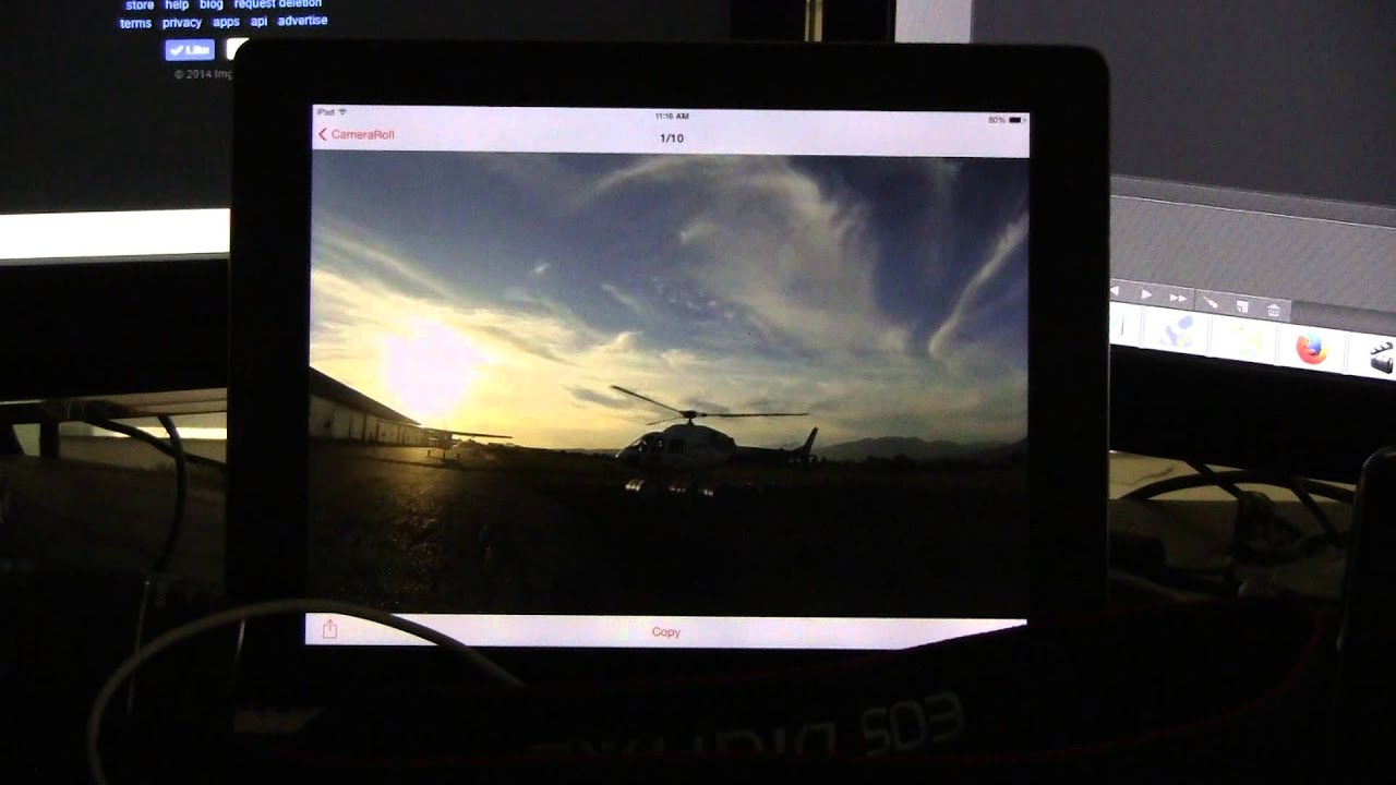 Use your ipad as a animated gif viewer youtube negle Gallery