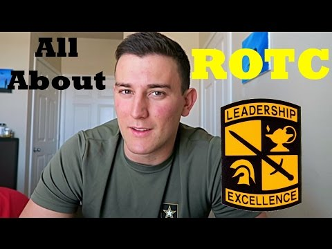 All About ROTC
