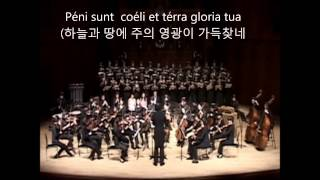 Nelson Mass by Haydn, KNUA Concert Choir, & Chamber Orchestra, Cond Dr Henry J Paik (한예종)