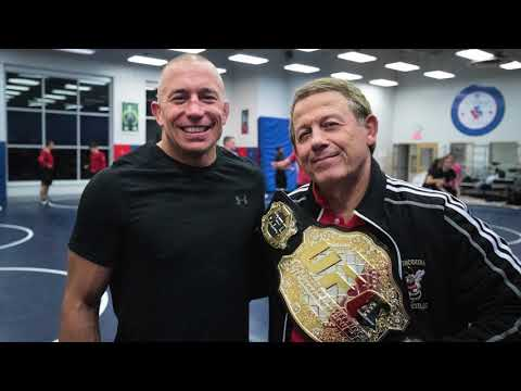 Georges St-Pierre on staying humble