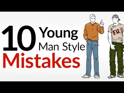 10 Style Mistakes Young Men Make | Beginner Menswear Errors To AVOID | Men's Fashion Faux Pas