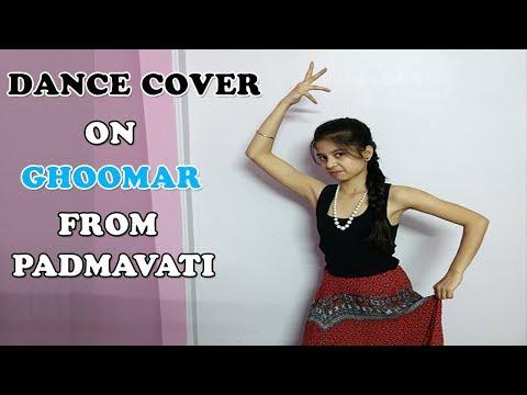 DANCE VIDEO ON GHOOMAR SONG FROM PADMAVATI | Deepika Padukone, Shahid Kapoor, Ranveer Singh