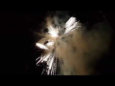 Рублевские зори - высотный фейерверк