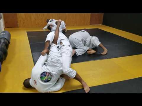 Adult BJJ Training