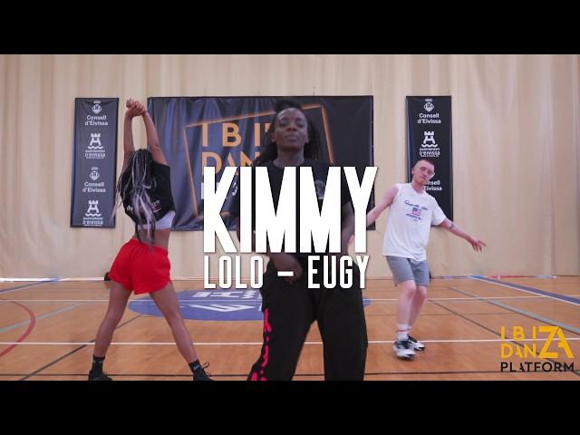 Kimberley Taylor Choreography // Lolo - Eugy // IBIZA DANZA PLATFORM
