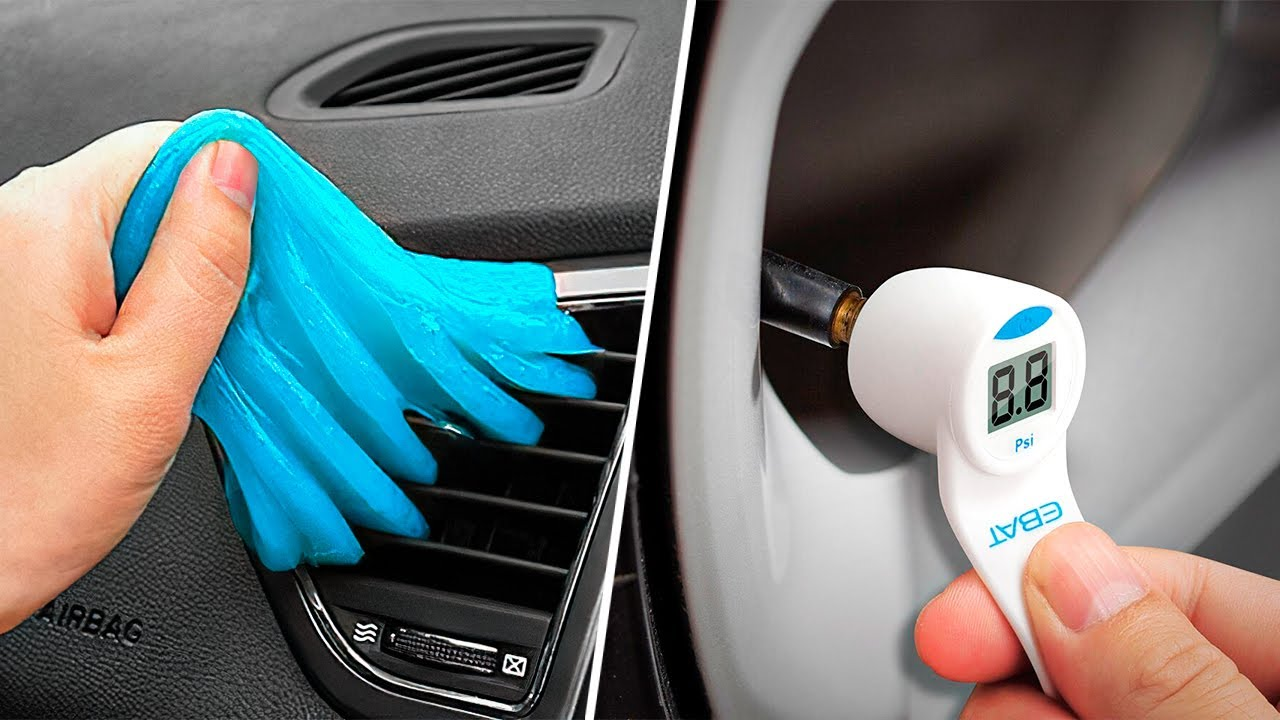 8 Car Gadgets that will make your Life Easier