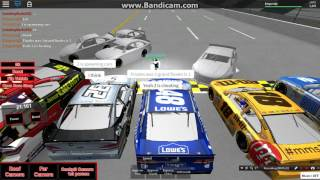 Roblox | Nascar 16 | I keep winning lol