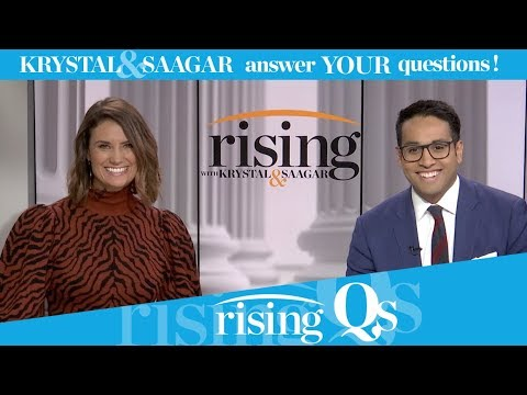 """#RisingQs: Media criticism; Should Tulsi skip the debate?; Is """"electability"""" a real thing?"""
