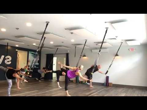 TRX Yoga Flow - Facebook Live