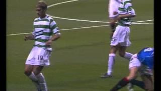 Celtic 2 Rangers 0   LCQF 2005