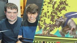 Just a Smash Doubles Online video...