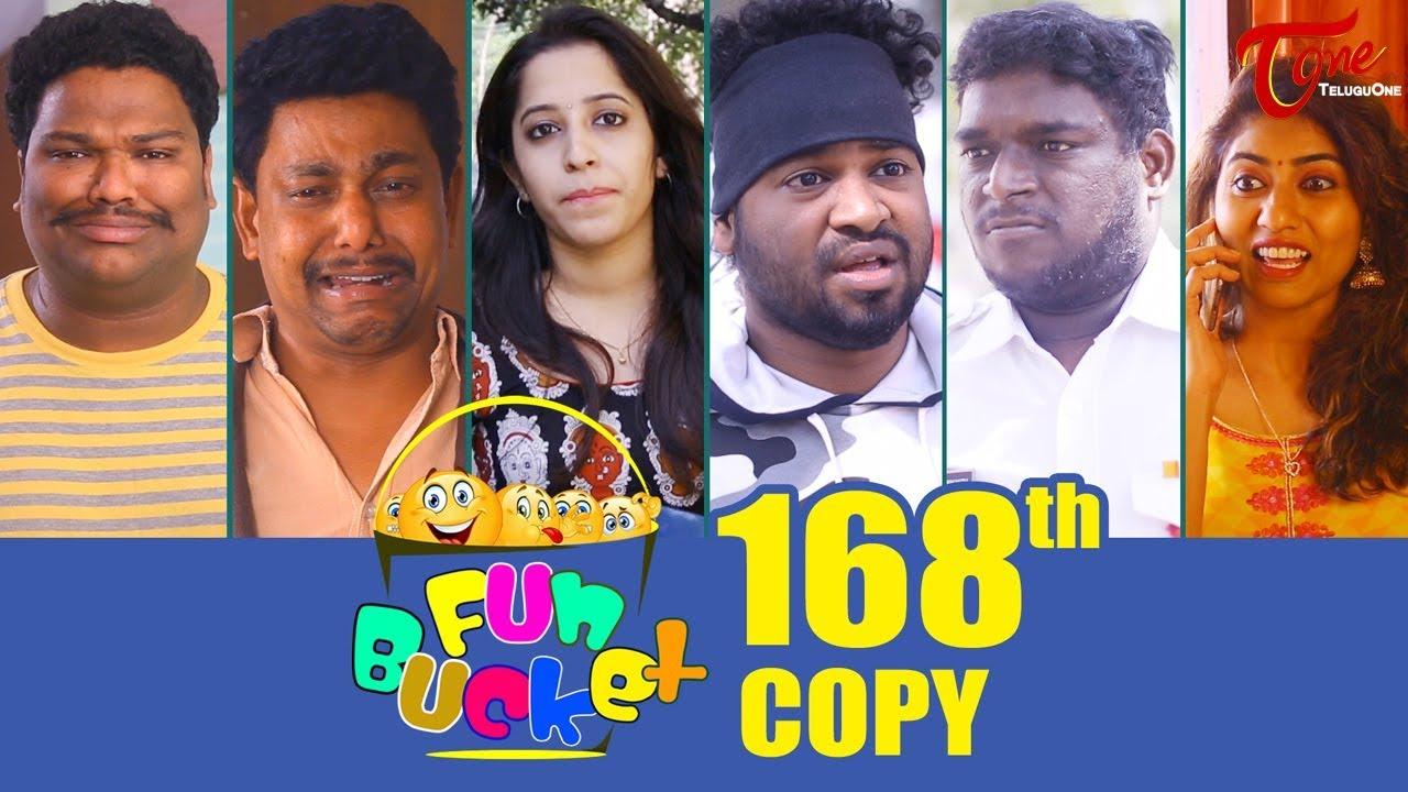 fun-bucket-168th-episode-funny-videos-telugu-comedy-web-series-by-sai-teja-teluguone
