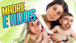 MADRE E HIJOS! | SARINHA, EXO Y LUH EN WHO'S YOUR DADDY