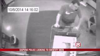 Thieves Steal Tvs From Sam's Club