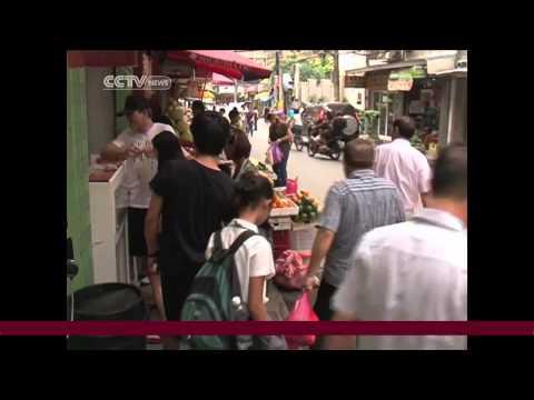 Construction Boom hits Manila's Chinatown