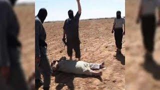 Syria: British Fighters Filmed In 'War Crime'