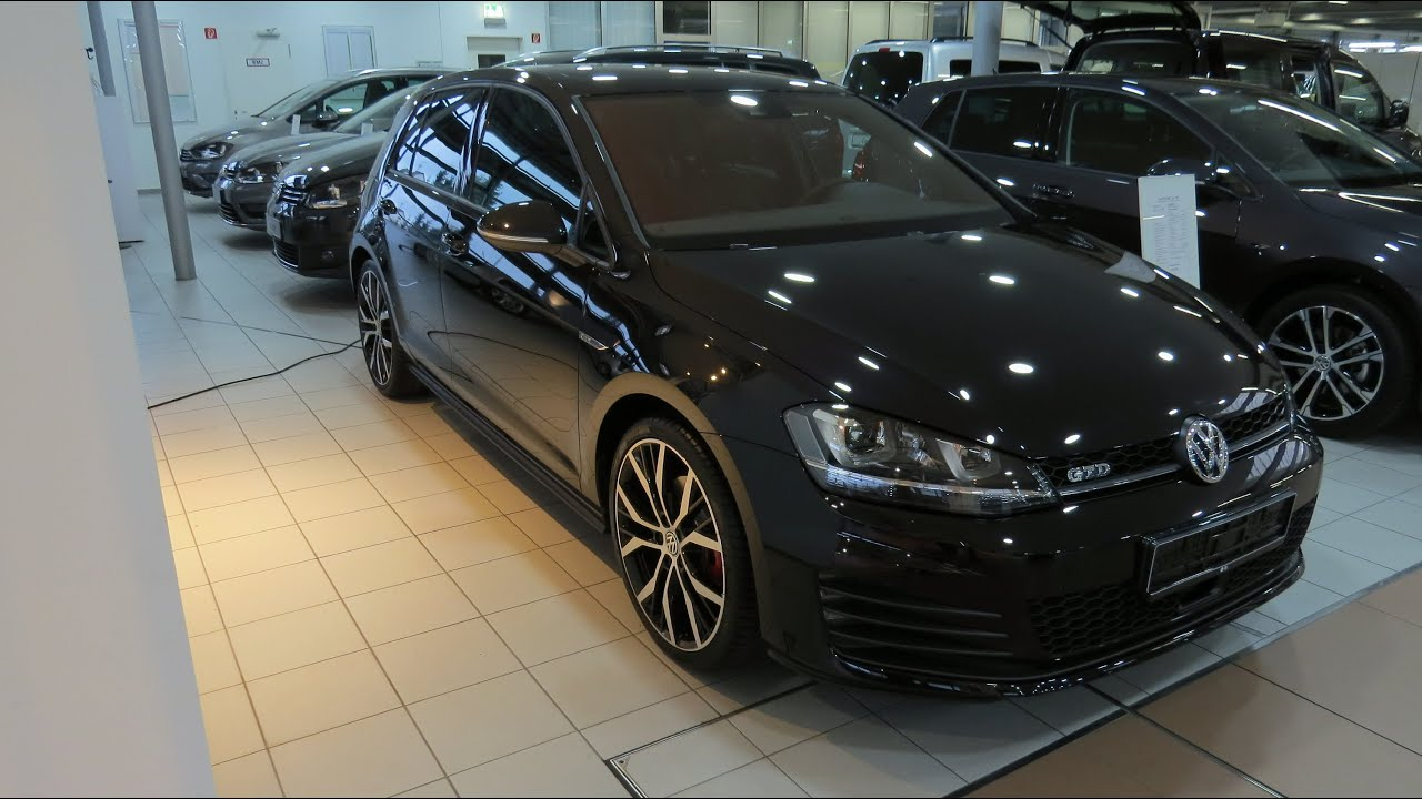 2015 vw golf 7 gtd bmt 2 0 tdi sport youtube. Black Bedroom Furniture Sets. Home Design Ideas
