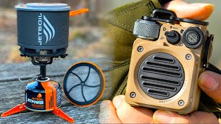 TOP 10 NEW CAMṖING GEAR & GADGETS YOU MUST HAVE 2021