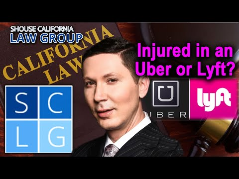 Injured in/by an Uber or Lyft? Can I sue for a million dollars?
