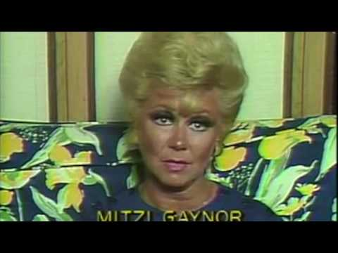 "Mitzi Gaynor: ""I quit film because I was ordinary in them."""